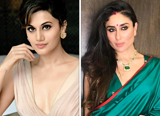Taapsee Pannu reacts to criticism on Kareena Kapoor charging Rs. 12 crore to play Sita; says it's a sign of ingrained sexism