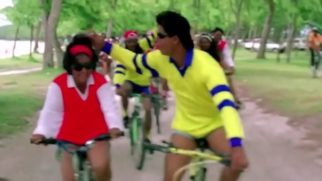 World Bicycle Day: Kajol recalls cycling accident scene from Kuch Kuch Hota Hai with Shah Rukh Khan