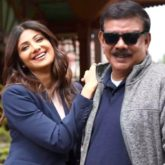"""""""Shilpa Shetty is the happiest person I've seen"""", Priyadarshan on Hungama 2"""