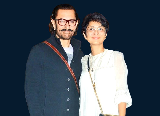 Ex couple Aamir Khan and Kiran Rao come together at a press conference for Laal Singh Chaddha