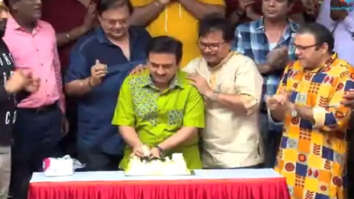 Taarak Mehta Ka Ooltah Chashmah completes 13 years, producer Asit Kumarr Modi and the whole team mark the occasion with a cake cutting ceremony