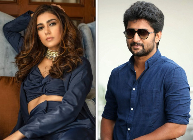 Aakanksha Singh and Nani to reunite for another project titled Meet Cute
