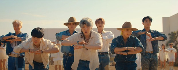BTS drops Wild West themed 'Permission To Dance' music video with a thoughtful message
