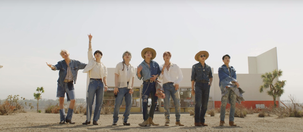 BTS drops country-themed music video teaser for 'Permission To Dance'