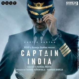 First Look Of The Movie Captain India