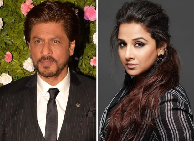 """EXCLUSIVE """"I have never been approached for a Shah Rukh Khan film"""" – Vidya Balan"""