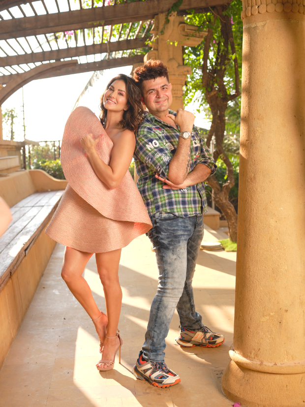"""EXCLUSIVE: """"Sunny Leone is so professional"""" - says Dabboo Ratnani on shooting annual calendar shoot"""