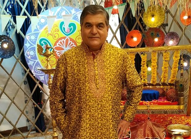 """Every household has a huge fan base for Anupamaa"" - says Shekhar Shukla who plays the role of Mamaji"