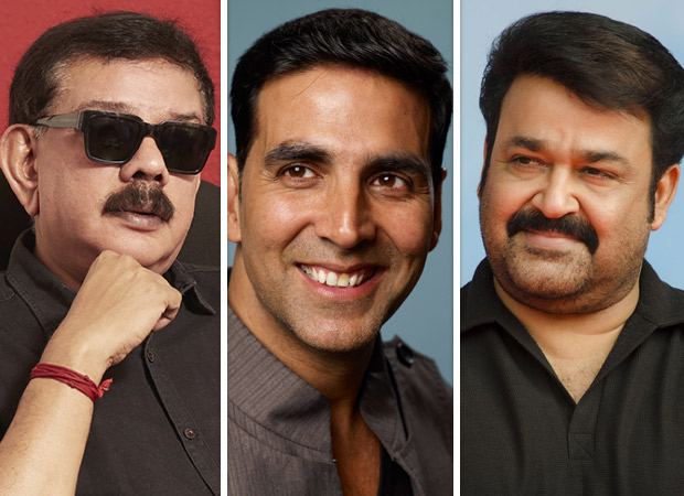 Filmmaker Priyadarshan reveals a similarity between Akshay Kumar and Mohanlal