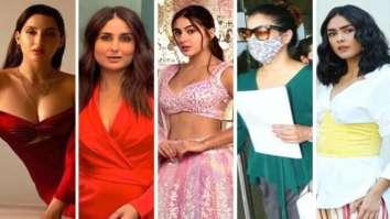 HITS AND MISSES OF THE WEEK: Nora Fatehi, Kareena Kapoor, Sara Ali Khan make heads turn; Kajol, Mrunal Thakur fail to impress
