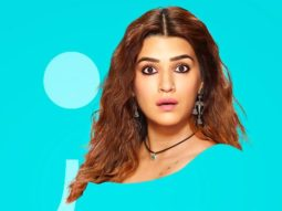 Kriti Sanon shares first look poster of Mimi, film to release in July