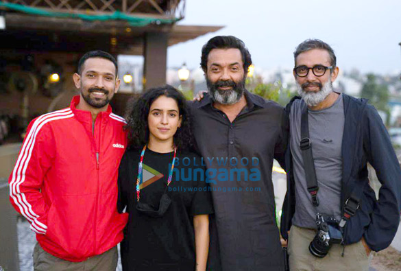 On The Sets Of The Movie Love Hostel