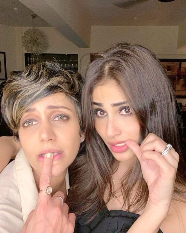 Mouni Roy applauds her close friend Mandira Bedi for her toughness and posts throwback pictures from their girly gang meetup