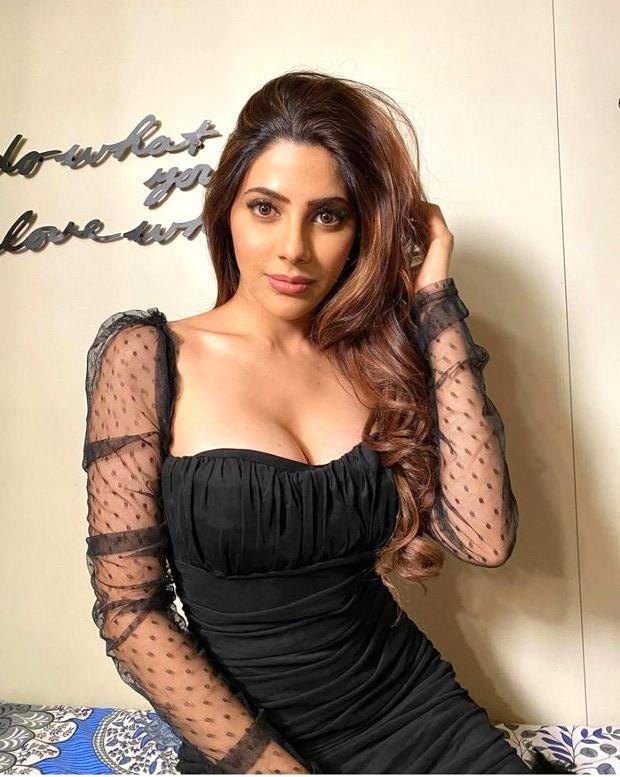 Nikki Tamboli shares sexy photos after being eliminated from Khatron Ke Khiladi 11 in first week