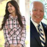 Olivia Rodrigo dons vintage Chanel tweed outfit to meet President Joe Biden