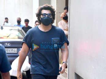 Photos: Katrina Kaif and Arjun Kapoor spotted at tips office