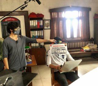 Post Lockdown, Randeep Hooda resumes shooting for his web series Inspector Avinash