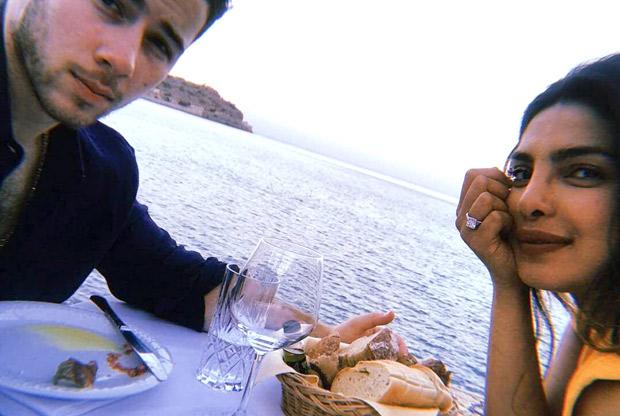 Priyanka Chopra and Nick Jonas celebrate 3 years of engagement with mushy photos