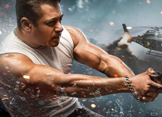 Radhe Box Office The Salman Khan starrer drops in the 5th week; collects Rs. 1.81 lakhs in 5 weeks