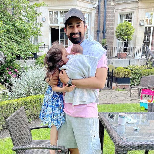 Rannvijay Singha's wife Prianka Vohra reveals the name of their newborn son