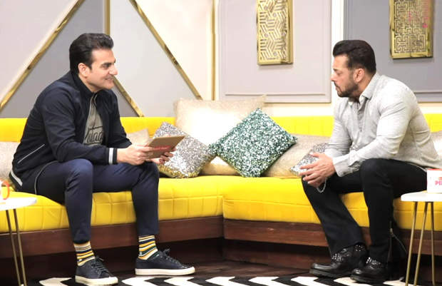 Salman Khan gives a befitting reply to all the trolls on brother Arbaaz Khan's show Pinch