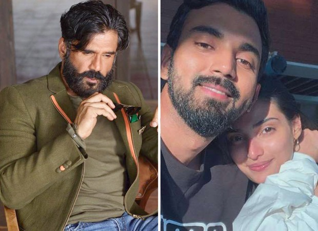 Suniel Shetty hints at daughter Athiya and cricketer KL Rahul's relationship by praising their pair