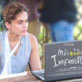 Taapsee Pannu to star in Telugu movie Mishan Impossible helmed by Swaroop RSJ