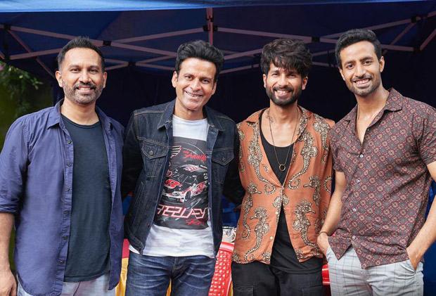 The Family Man 2 makers Raj & DK bring together Manoj Bajpayee and Shahid Kapoor