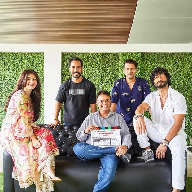 Vidyut Jammwal begins shooting for Khuda Hafiz Chapter II: Agni Pariksha in Mumbai