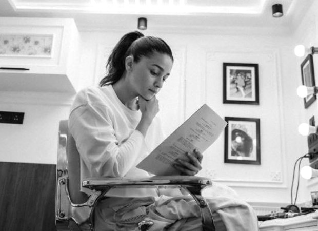Alia Bhatt starts shooting for her first production, Darlings; shares first-day pics