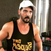 Zayed Khan shares physical transformation picture on birthday eve; gives a shoutout to Hrithik Roshan