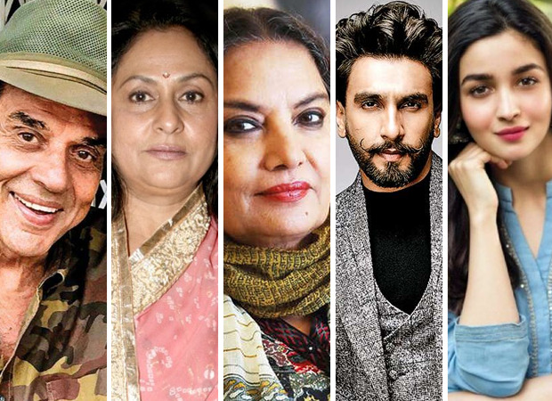 BREAKING: Karan Johar gets Dharmendra, Jaya Bachchan, Shabana Azmi, Ranveer Singh and Alia Bhatt together for his next