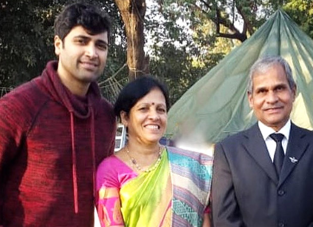You and Uncle have me for life: Major actor Adivi Sesh wishing Sandeep Unnikrishnan's mother on her birthday
