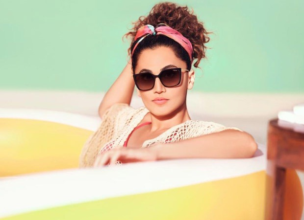 Vogue Eyewear announces Taapsee Pannu as the face of the brand in India