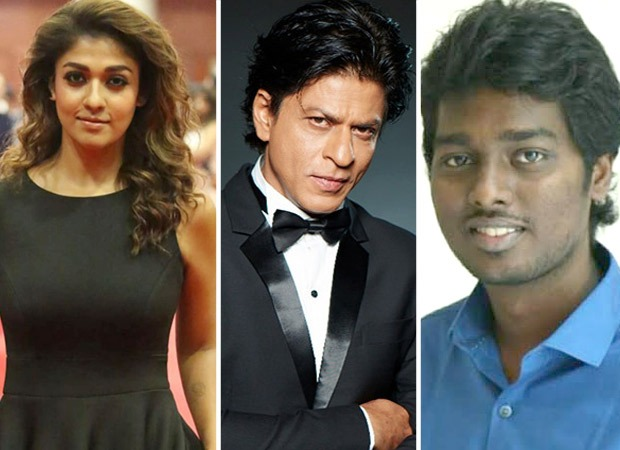 Shah Rukh Khan and Nayanthara to share screen for the first time for Atlee's film : Bollywood Latest News
