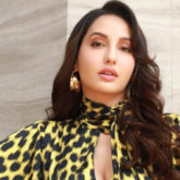 Nora Fatehi takes up rifle-shooting and martial arts for her character upcoming movie -Bhuj: The Pride of India releasing on 13th August 2021 only on Disney+ Hotstar