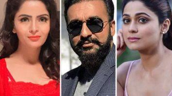 Gehana Vasisth claims Raj Kundra had plans to launch a new app and cast Shamita Shetty in a movie