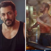 Salman Khan flaunts his ripped body in the ad film for his brand FRSH