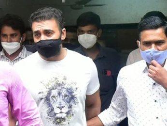 Raj Kundra sent to judicial custody for 14 days in pornography case