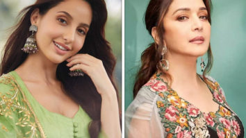 Nora Fatehi pays an ode to her idol Madhuri Dixit Nene, reveals desire to star in her biopic