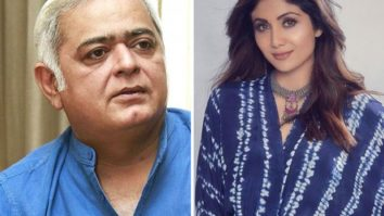 Hansal Mehta defends Shilpa Shetty; says 'unfortunate that people in public life are proclaimed guilty even before justice is meted out'