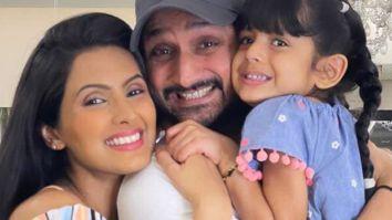 Harbhajan Singh and Geeta Basra name their son Jovan Veer Singh Plaha, share a picture of daughter Hinaya Heer Plaha kissing her brother