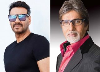 Ajay Devgn says Amitabh Bachchan took two minutes to come on board for MayDay
