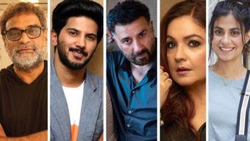 CONFIRMED: R Balki's thriller to star Dulquer Salmaan, Sunny Deol, Pooja Bhatt and Shreya Dhanwanthary