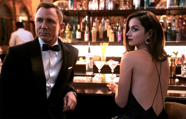 No Time To Die starring Daniel Craig to now release on October 8