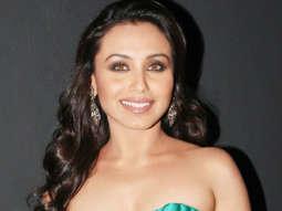 Rani Mukerji Shah Rukh Khan & Aamir Khan had a very good influence in my life since... Mardaani