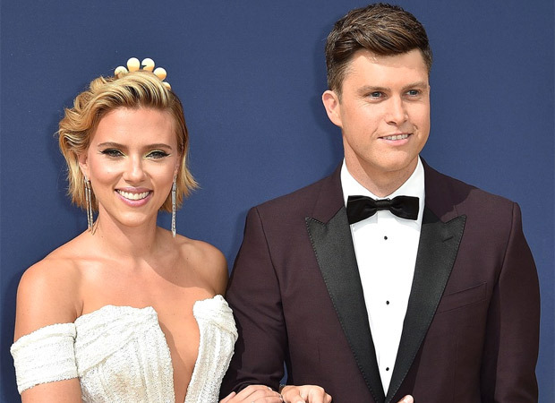 Scarlett Johansson is pregnant, husband Colin Jost reveals during a standup set : Bollywood News – Bollywood Hungama