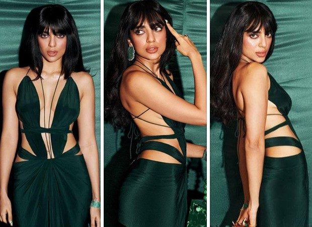 Sobhita Dhulipala sizzles in a sultry satin number 2