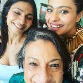 Tanisha surprises Kajol on her 47th birthday with pre birthday bash