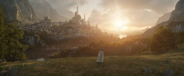 The Lord of the Rings series to premiere on Amazon Prime Video on September 2 2022 first look unveiled